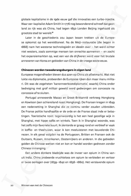 Preview: Winnen met de Chinezen