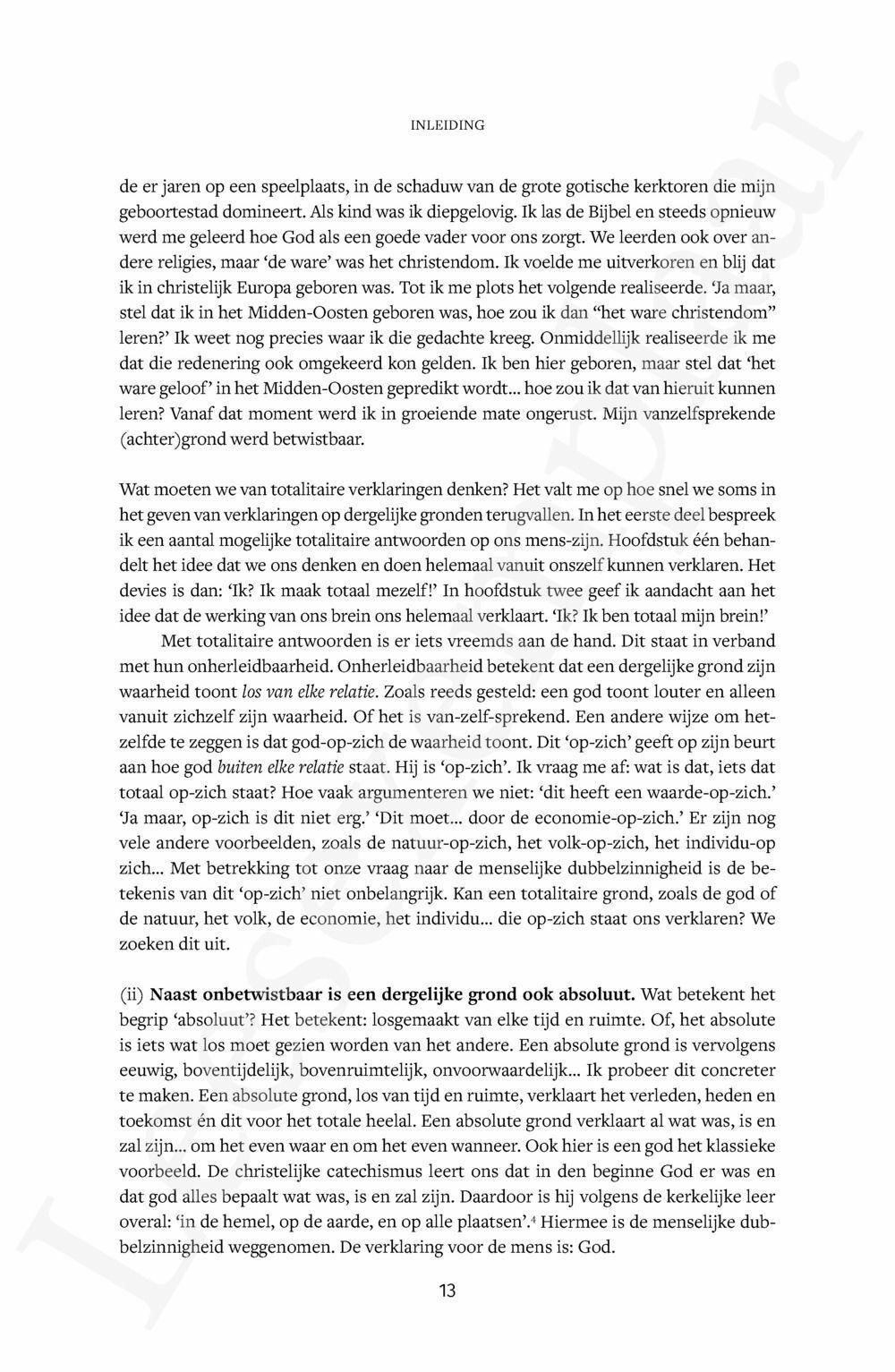 Preview: De herontdekking van de relationele mens