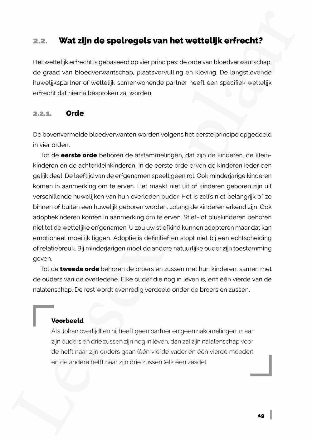 Preview: Successieplanning voor beginners (herwerkte editie)