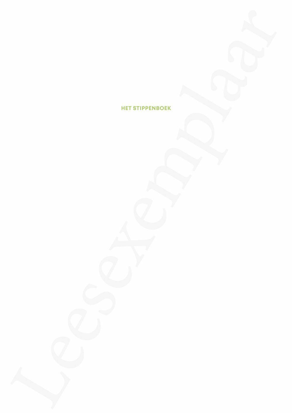 Preview: Het stippenboek