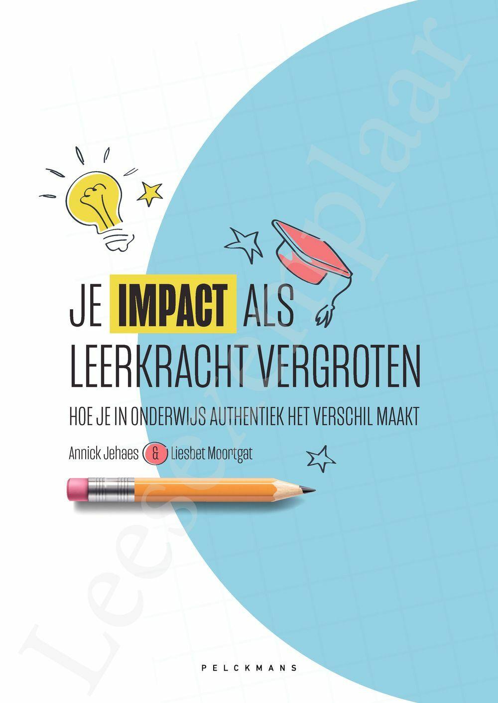 Preview: Je impact als leerkracht vergroten
