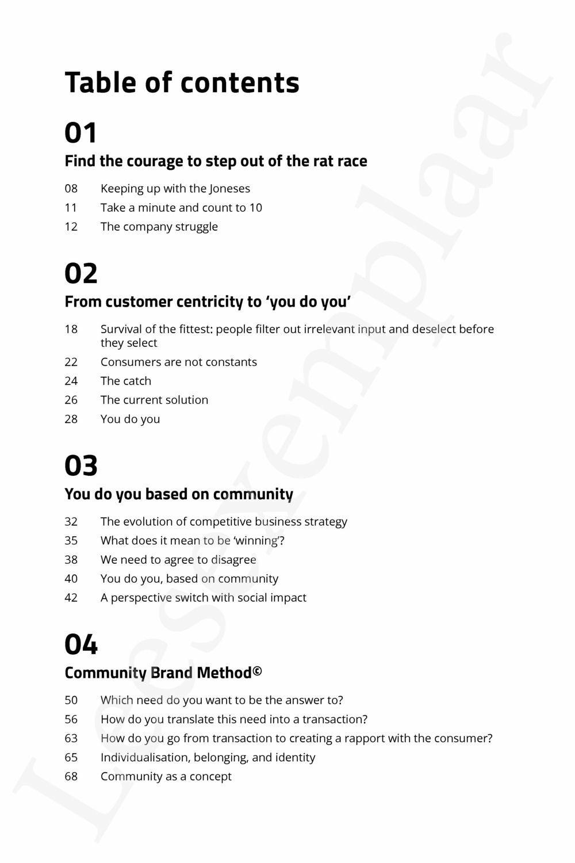 Preview: You do You (English edition)