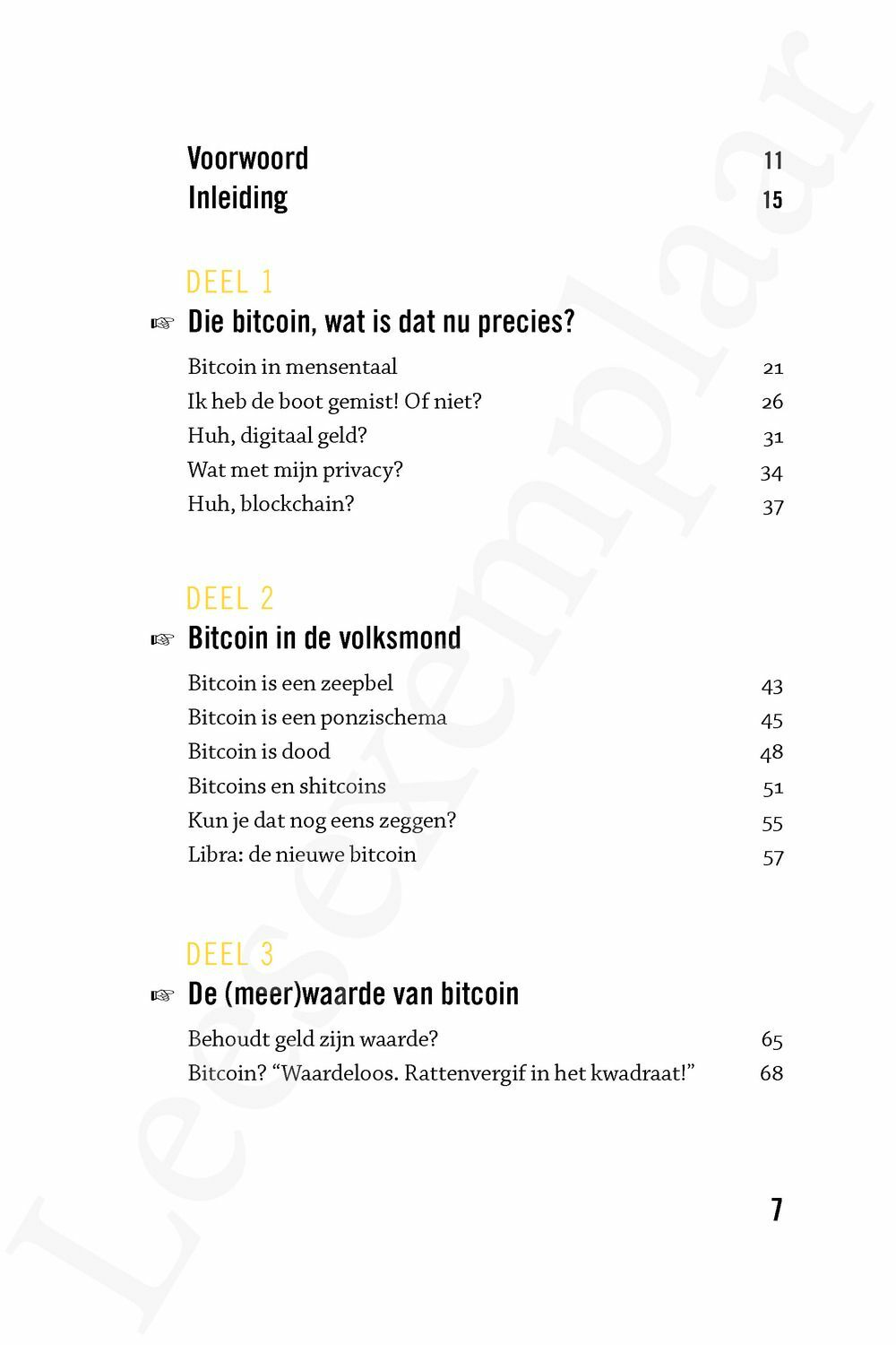 Preview: Bitcoin voor beginners