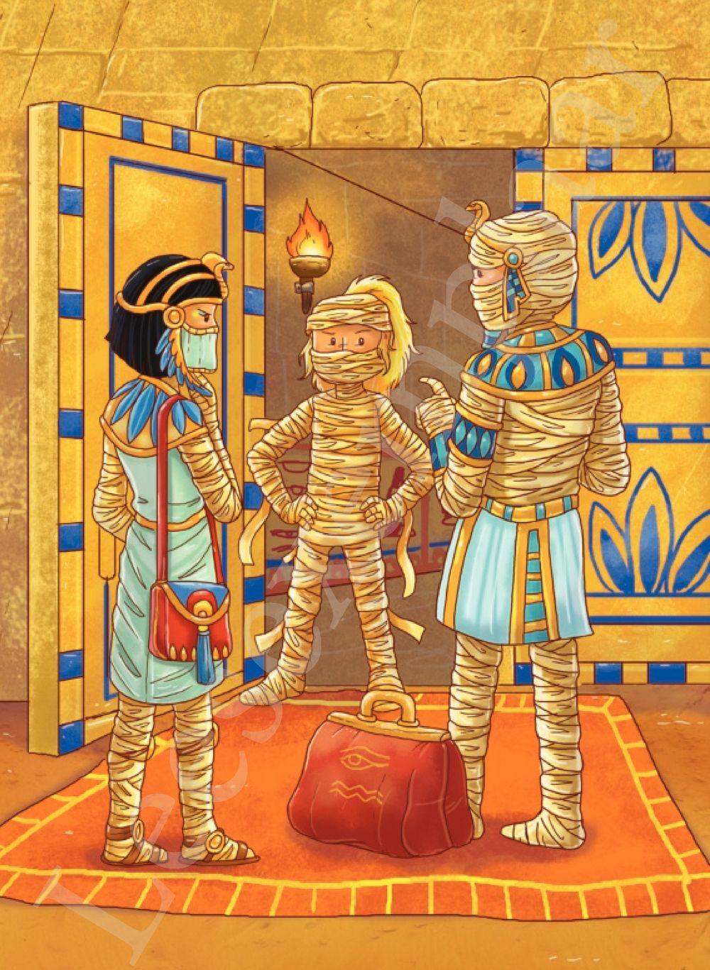 Preview: De geest van de mummie (E6)
