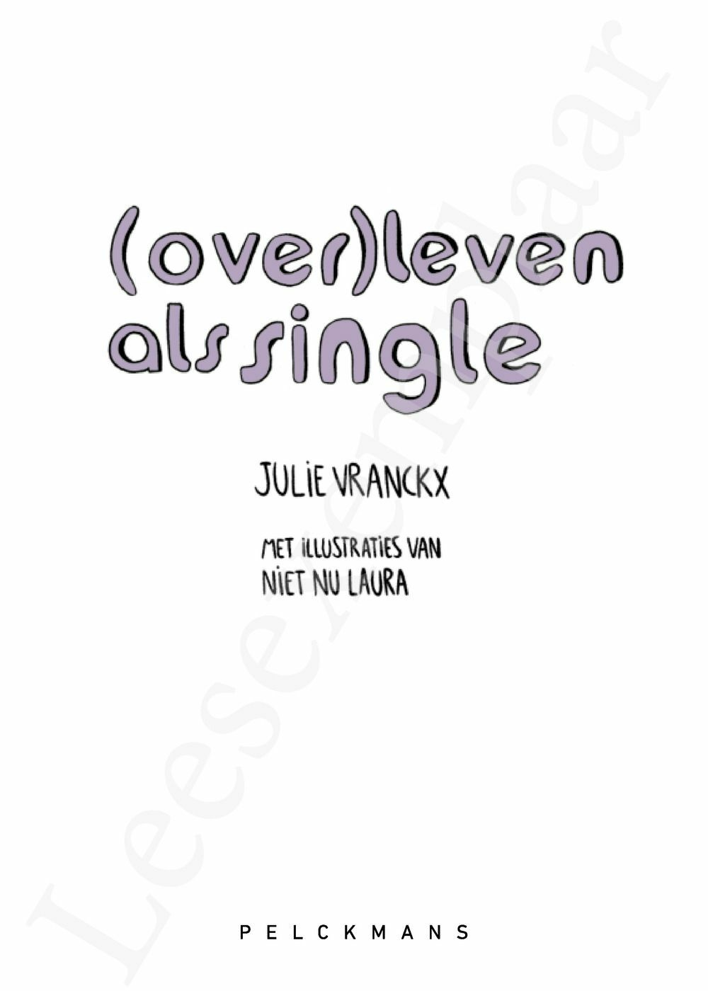 Preview: Overleven als single