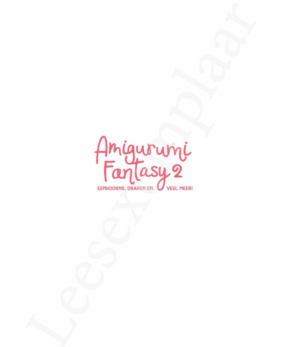 Preview: Amigurumi Fantasy 2
