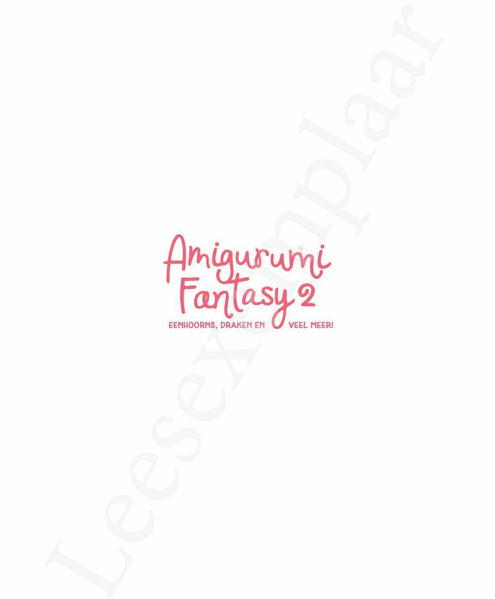 Preview: Amigurumi Fantasy 2
