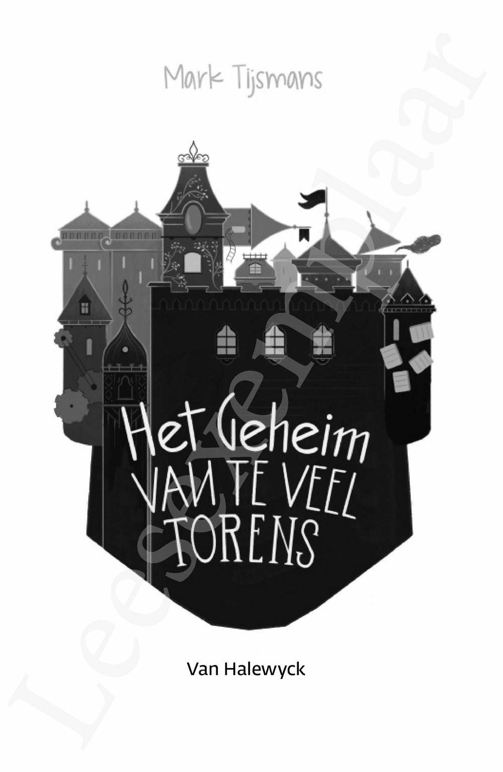 Preview: Het geheim van te veel torens