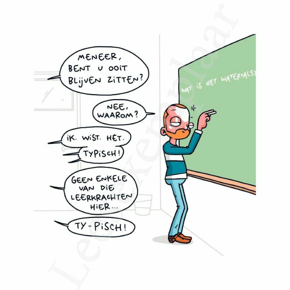 Preview: Je hoort wat in een klaslokaal 2