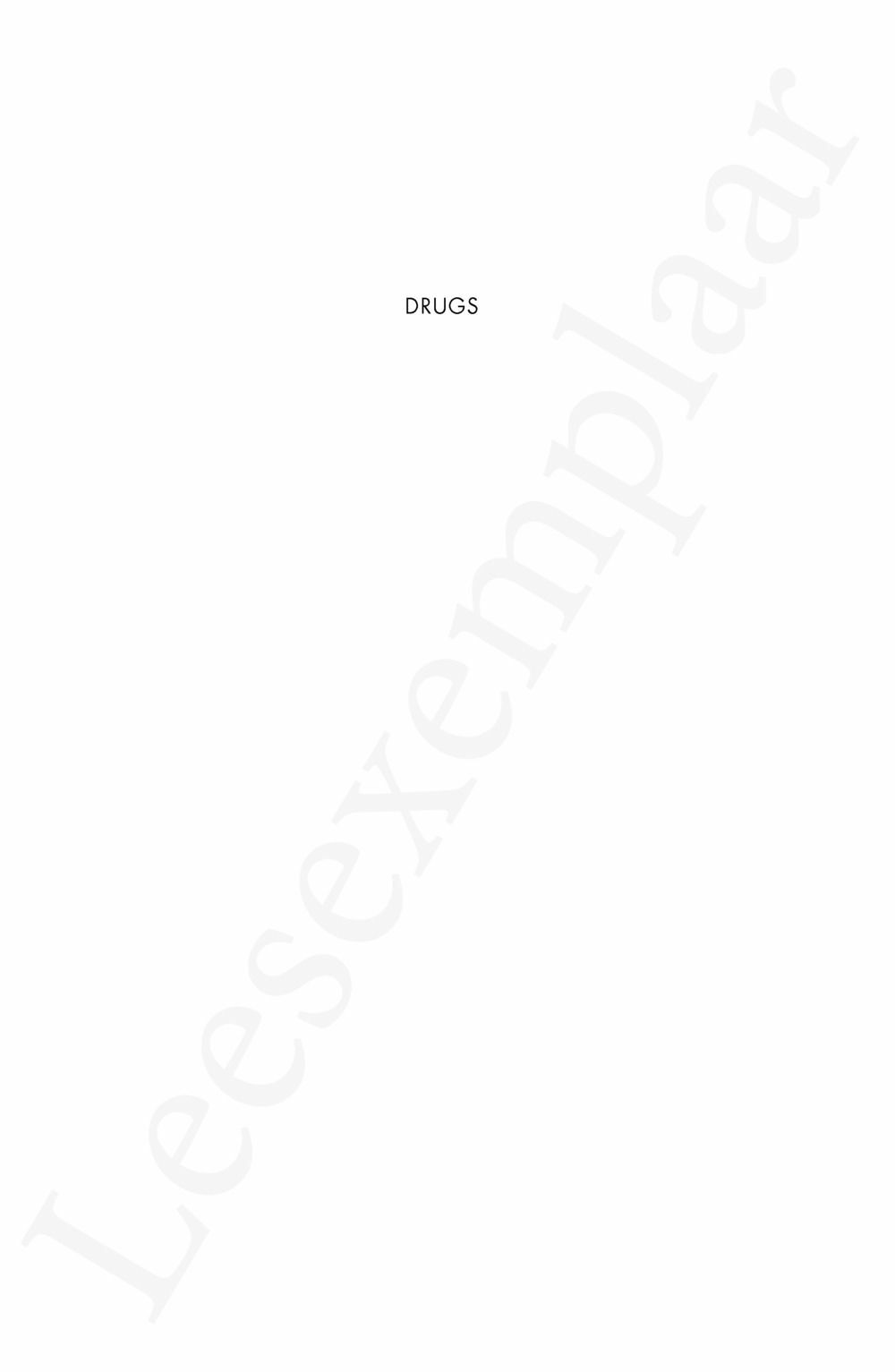 Preview: Drugs
