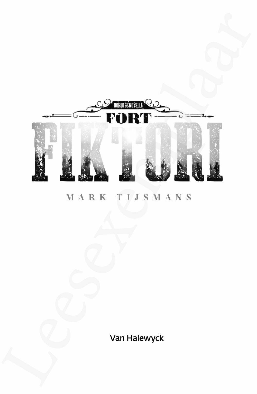 Preview: Fort Fiktori