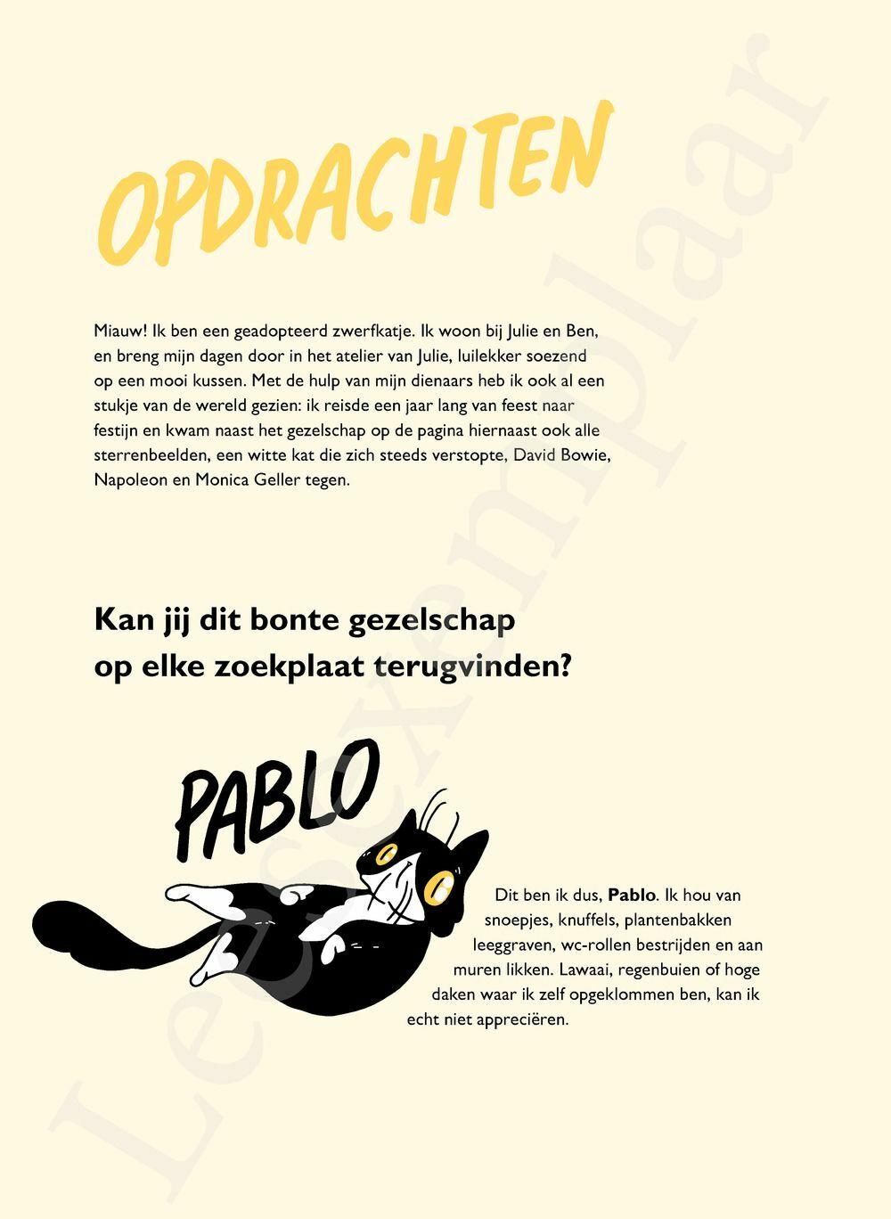 Preview: Het jaar van Pablo