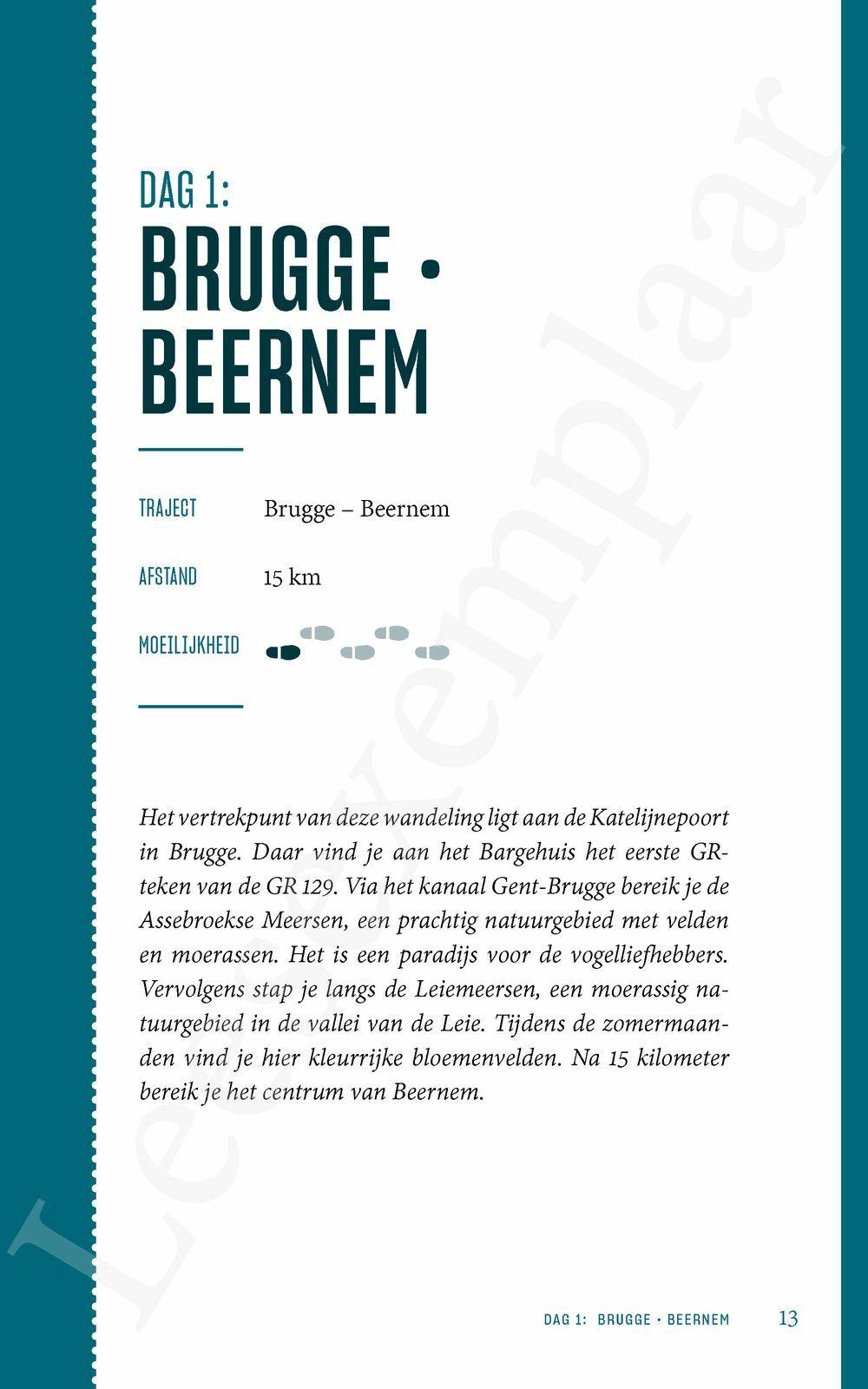 Preview: Dwars door België