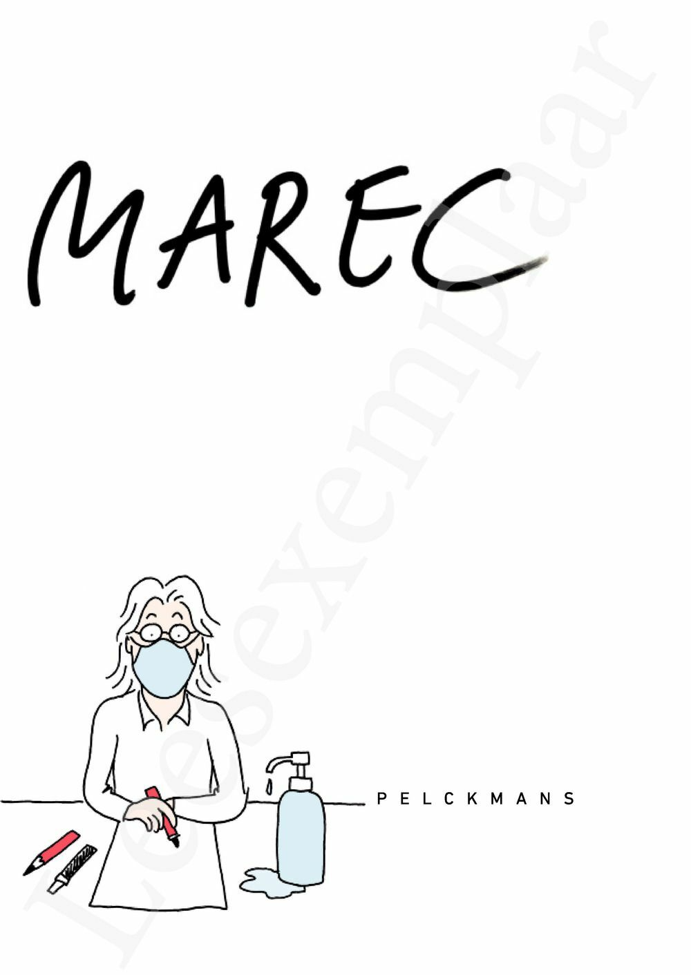 Preview: Het vaccin van Marec
