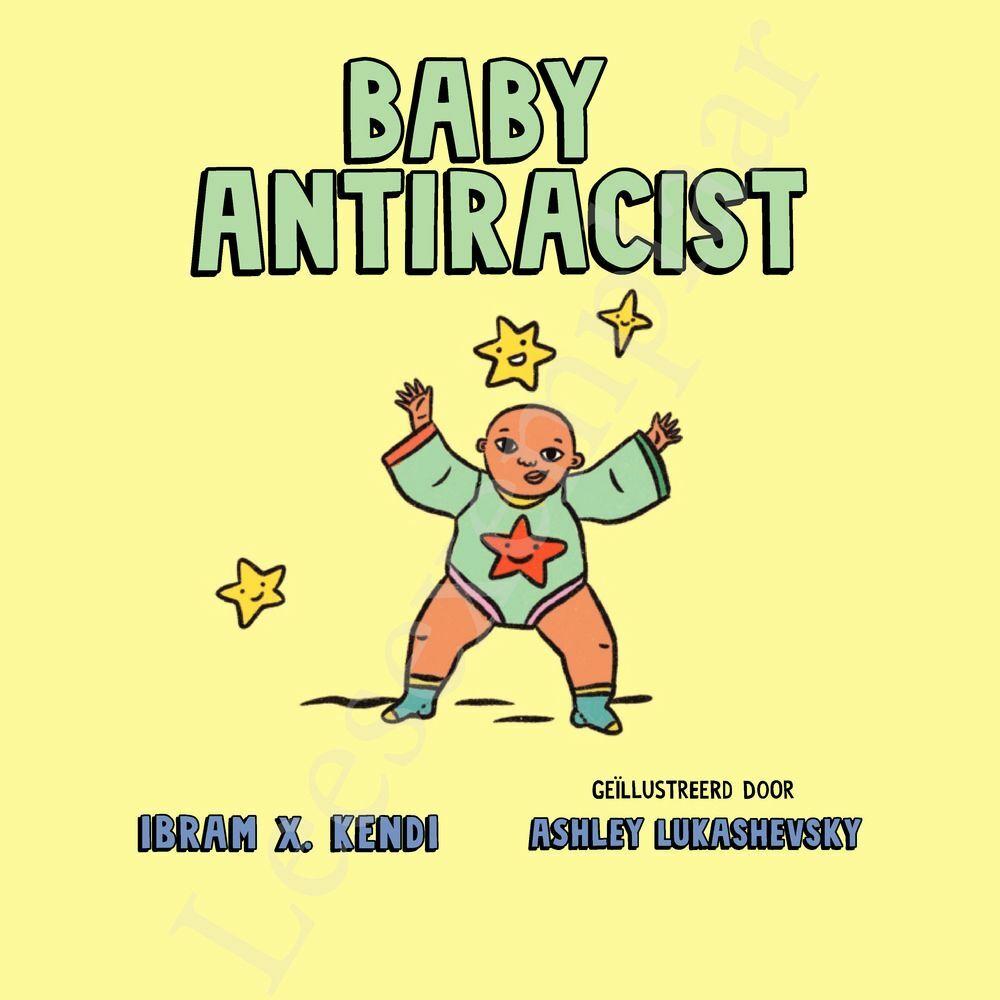 Preview: De 9 stappen van Baby Antiracist