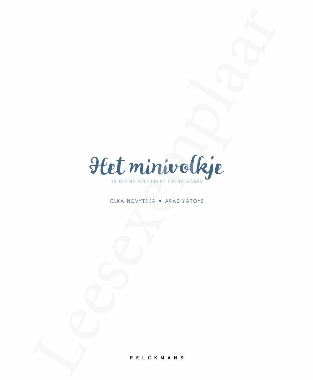 Preview: Het Minivolkje