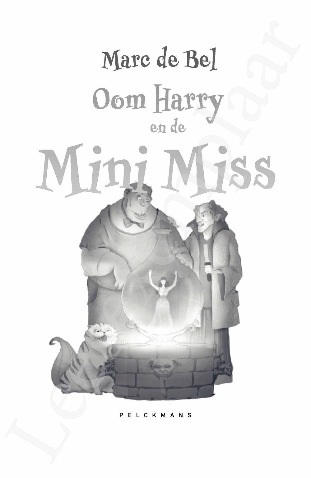 Preview: Oom Harry en de Mini Miss