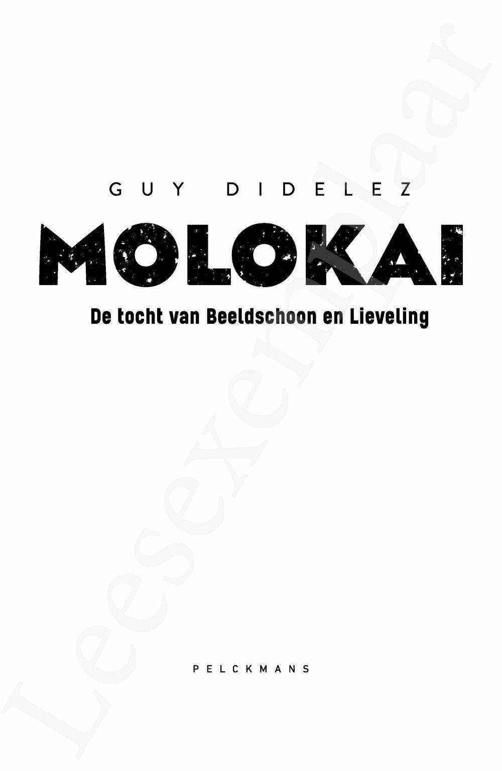 Preview: Molokai