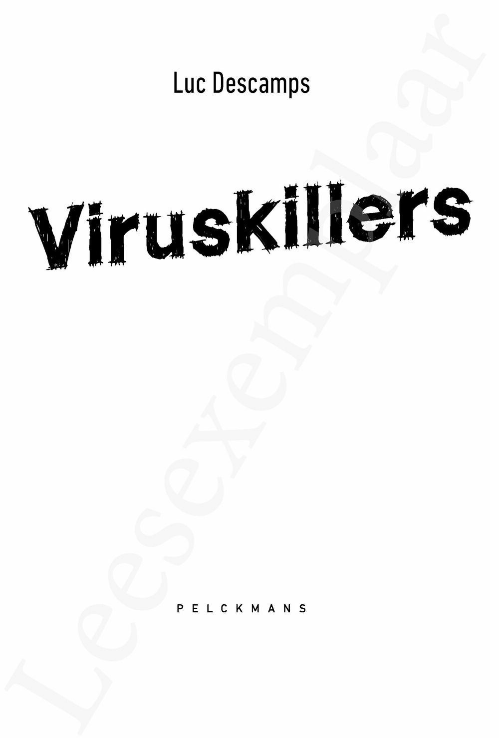 Preview: Viruskillers