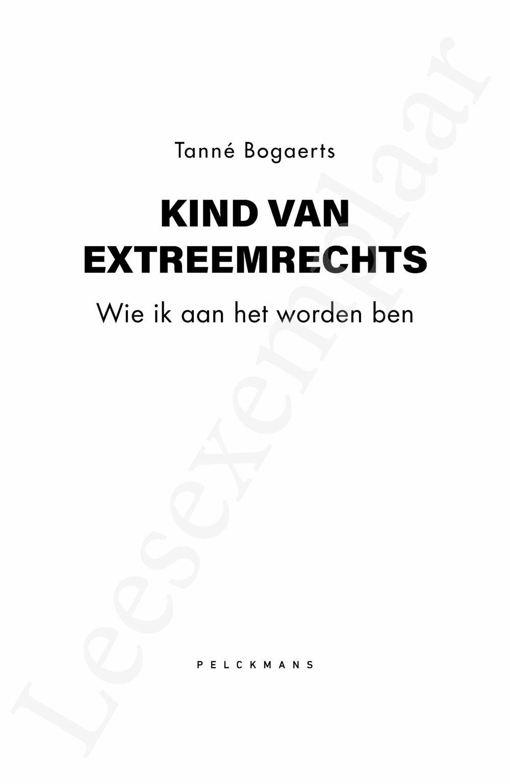 Preview: Kind van extreemrechts