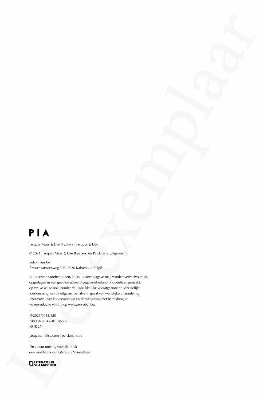 Preview: Pia