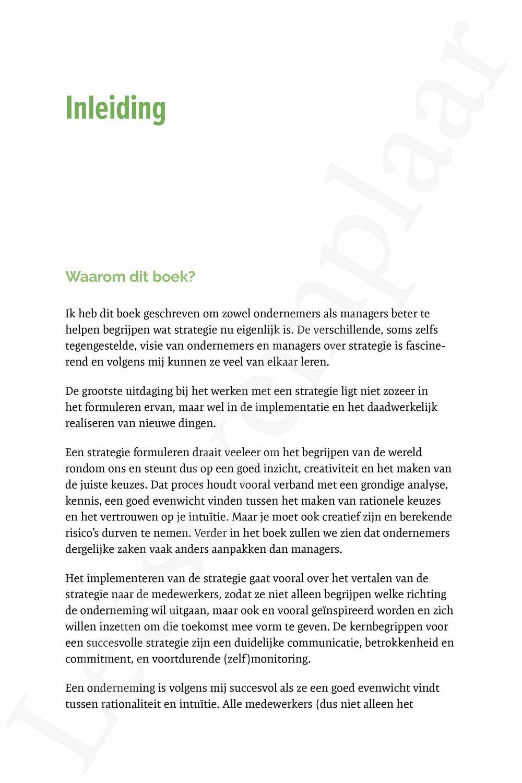 Preview: Meesterschap in strategie