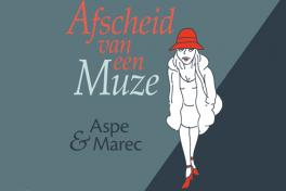 Pieter Aspe en Marec stellen 'Afscheid van een muze' voor op 30 september