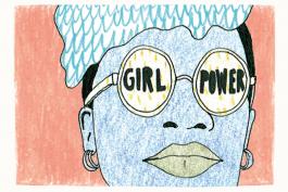 De girlpower komt van Fille Folle dit najaar