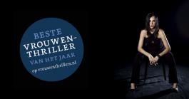 Anja Feliers schrijft Beste Nederlandse VrouwenThriller 2018