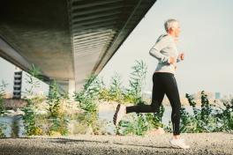 Beweging en juiste ademhaling houden je lichaam in balans