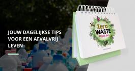 Zero Waste Kalender - Vanaf nu te reserveren