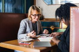 Eens goed praten: het belang van een goed gesprek voor managers