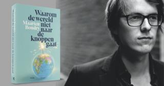 3x Maarten Boudry over waarom de wereld niet naar de knoppen gaat