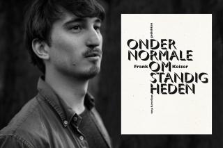 Frank Keizer genomineerd voor de eerste Poëziedebuutprijs Aan Zee