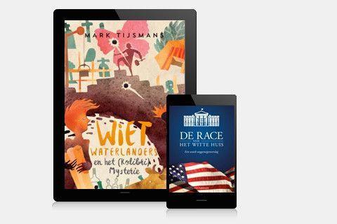 Onze titels voor tablet en smartphone