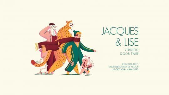 EXPO: Jacques & Lise brengen dit najaar hun verbeelding naar De Krook