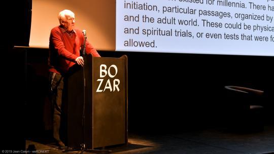 Alain Badiou over Het ware leven