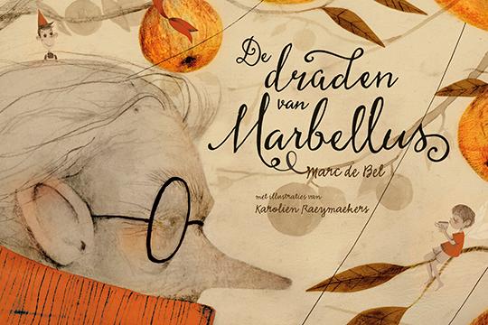 Prachtig herfstboek van Marc de Bel en Karolien Raeymaekers