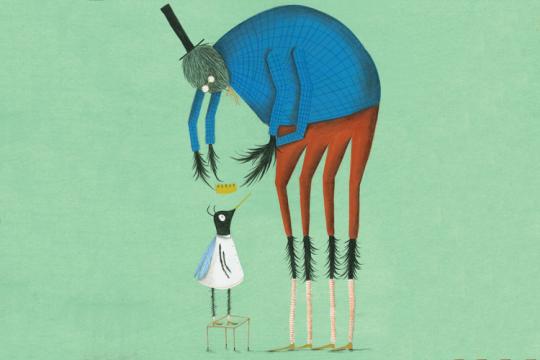 'De spin en de vlieg': het boek dat grooming bespreekbaar maakt