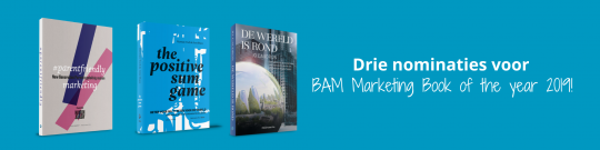 BAM Marketing Book of the Year 2019