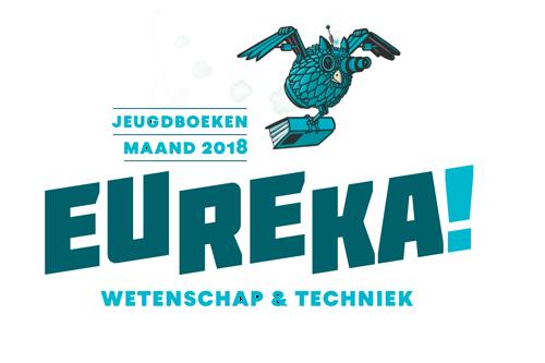 Jeugboekenmaand 2018 in teken van de wetenschap: EUREKA!