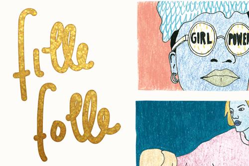 Evi Renaux schrijft een brief aan Fille Folle