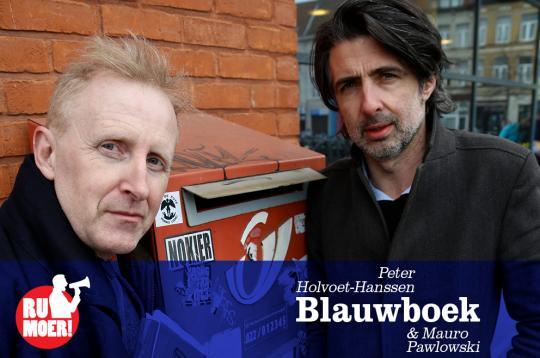 BLAUWBOEK OP TOUR: AVONTUURLIJK POËZIEMUZIEKTHEATER