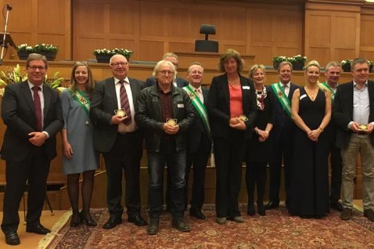 Marc de Bel is Cultureel Meest Verdienstelijke Oost-Vlaming van 2016