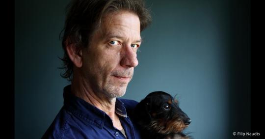 Chris Dusauchoit schrijft hondenboek op kindermaat: 'Mijn hond en ik'