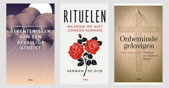Shortlist voor het religieuze en spirituele boek 2019