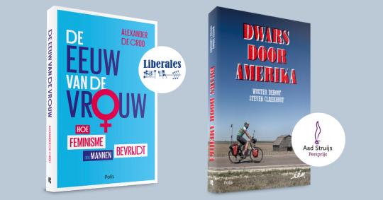 Twee Polis-auteurs vallen in de prijzen