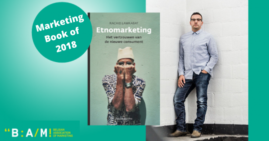 Etnomarketing verkozen als Marketing Book of 2018