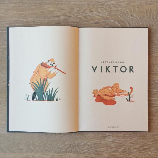 Voorleesweek met Viktor