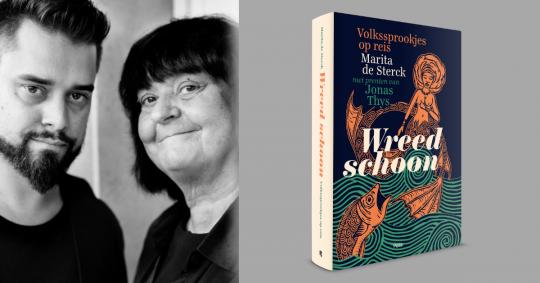 Wreed schoon van Marita de Sterck genomineerd voor Boekenleeuw 2018
